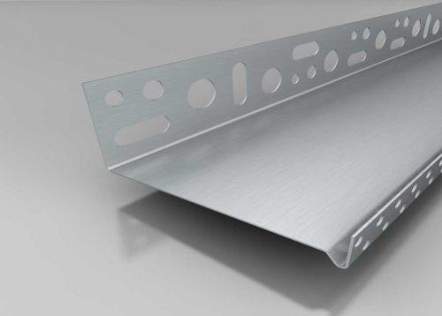 Beyem Perfil de arranque aluminio 0.7 mm