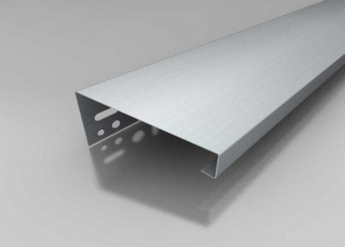 Beyem Perfil de coronación aluminio