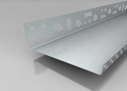 Beyem Perfil lateral de aluminio 0.8 mm
