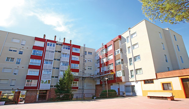 Urbanización en Magaz de Pisuerga