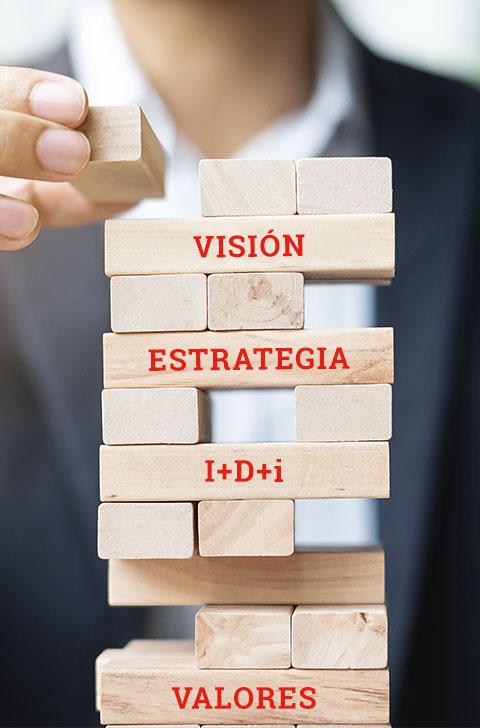 Estrategia y visión