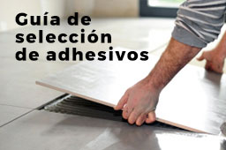 Guía de Selección de Adhesivos